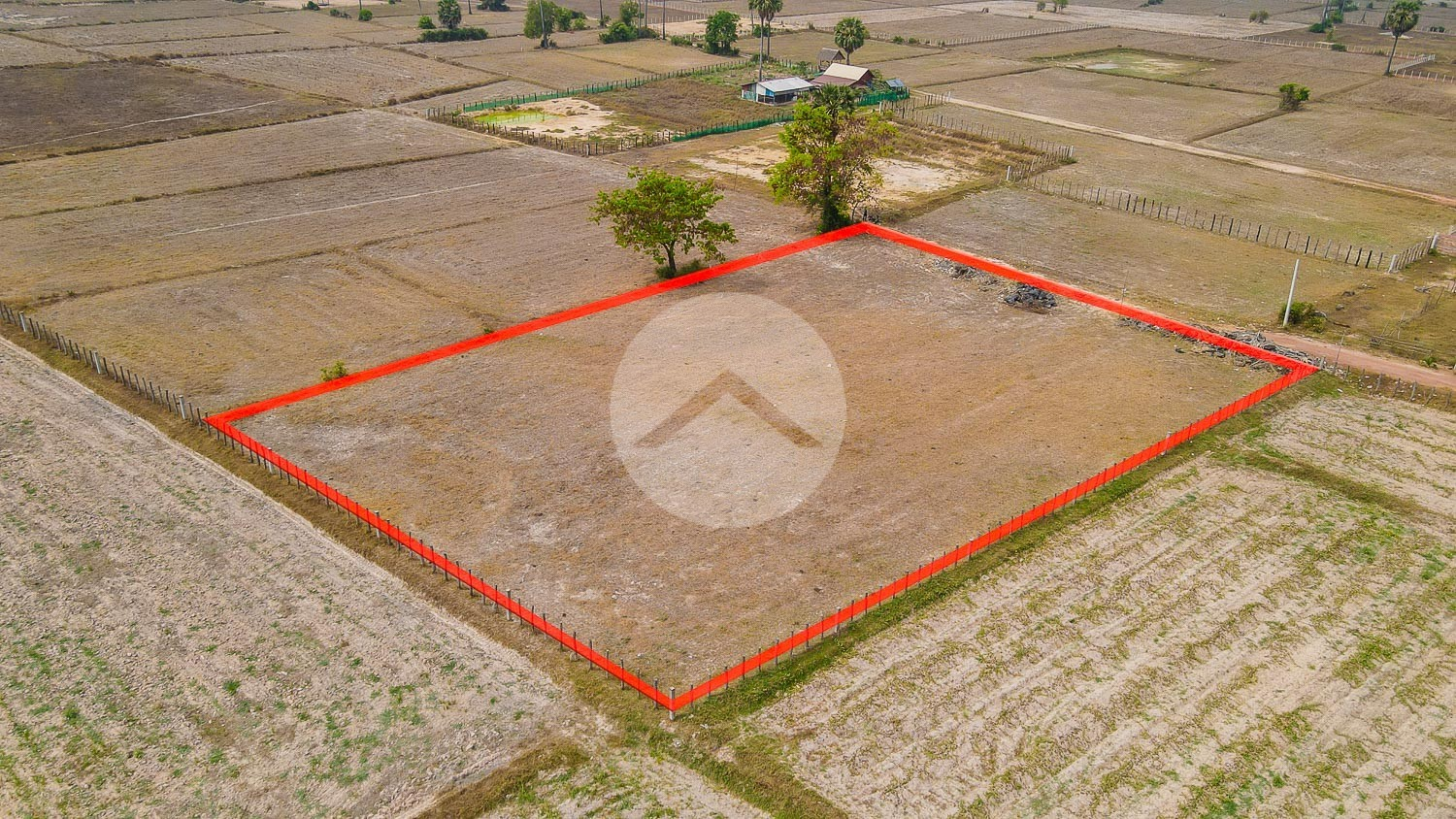 2898 Sqm Residential Land For Sale - Svay Thom, Siem Reap
