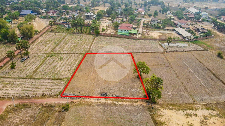 2010 Sqm Residential Land For Sale - Svay Thom, Siem Reap