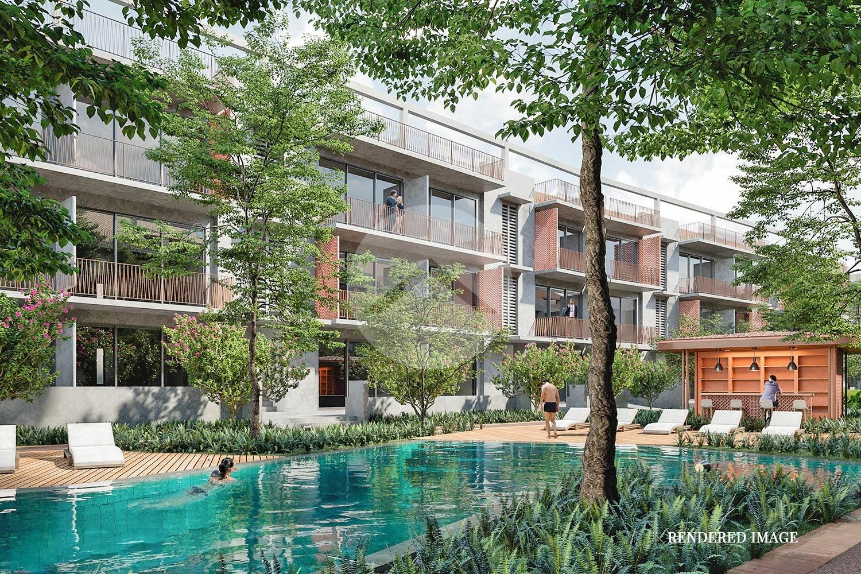2 Bedroom Jaya A Unit Angkor Grace Residence and Wellness Resort, Siem Reap