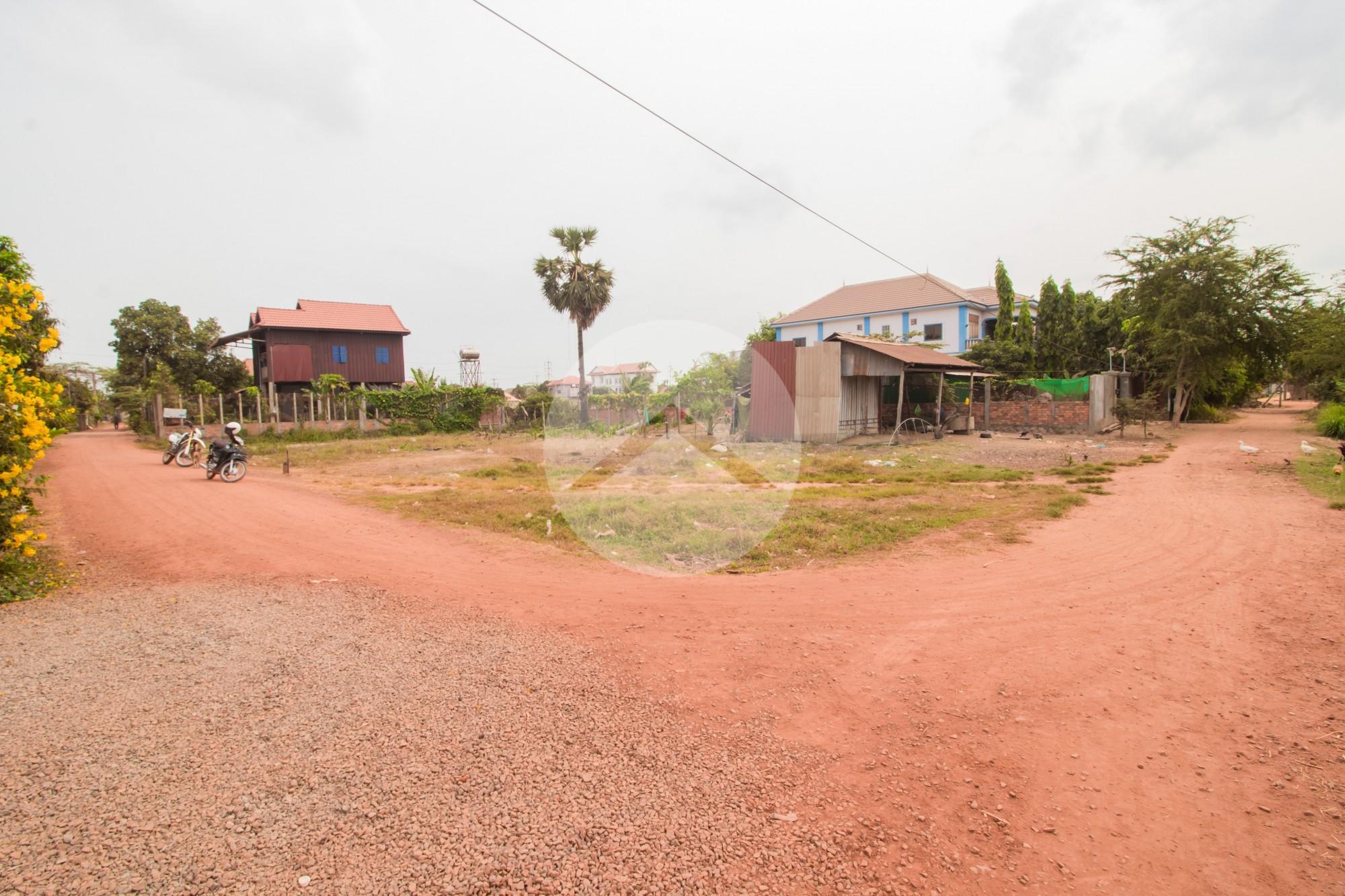 400 Sqm Residential Land For Sale - Chreav, Siem Reap