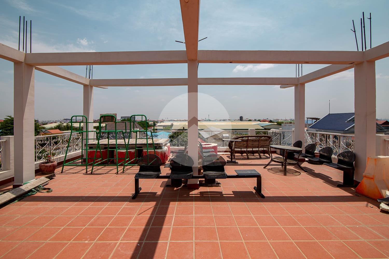 12 Bedroom Townhouse For Rent - Khan Por Sen Chey, Phnom Penh