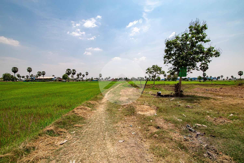 400 Sqm Residential Land For Sale - Khan Dangkao, Phnom Penh