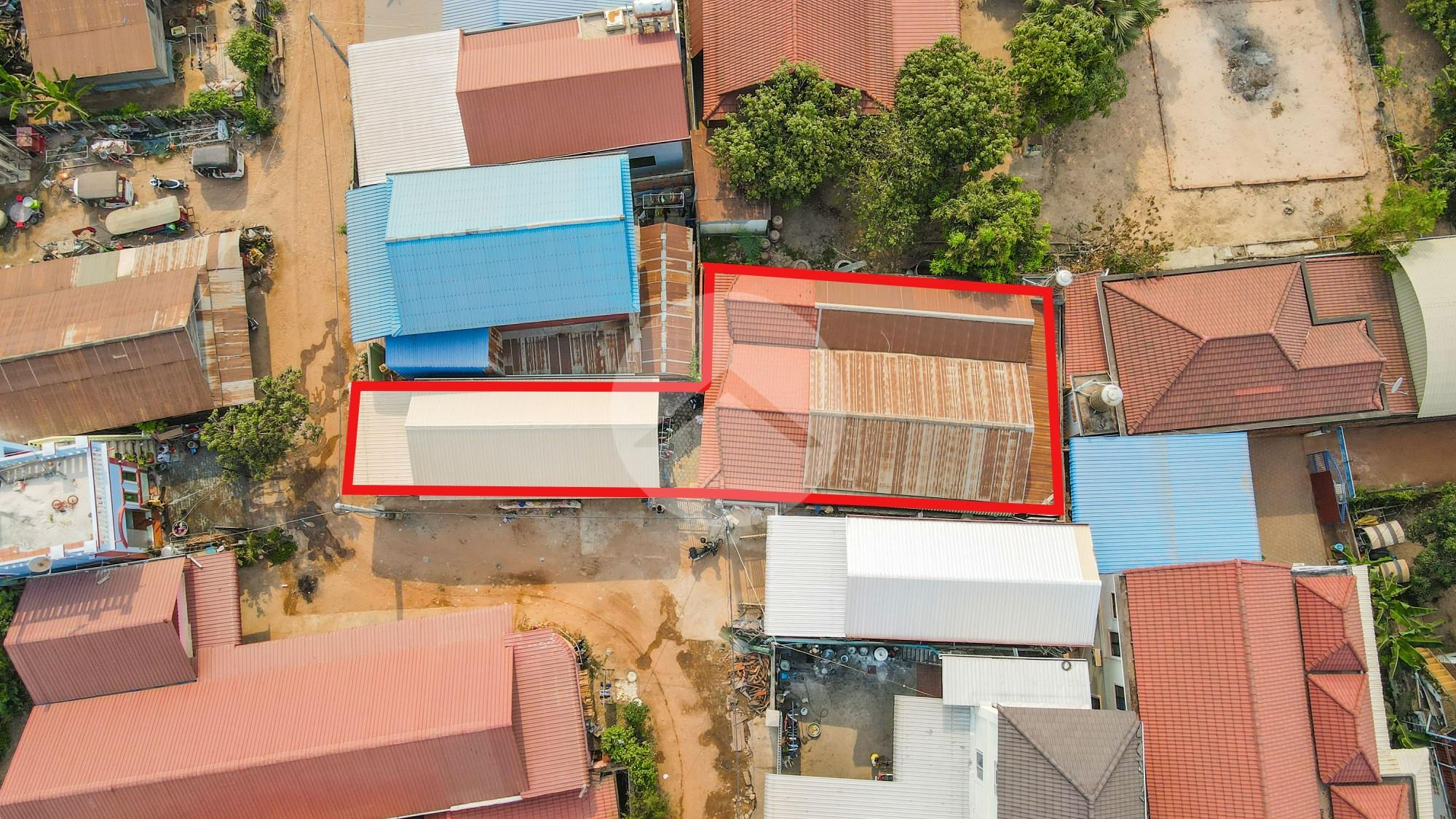 2 Bedroom House For Sale - Slor Kram, Siem Reap