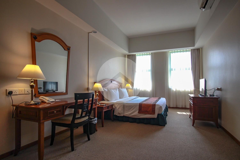 1 Bedroom Serviced Apartment For Rent - Daun Penh, Phnom Penh