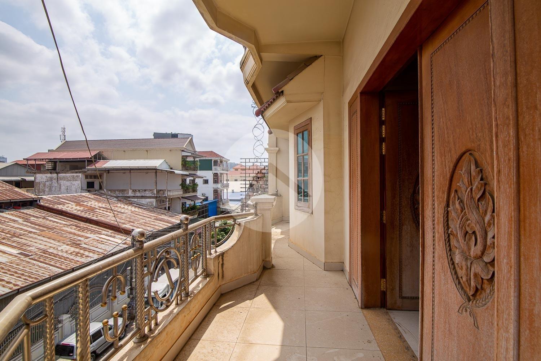 Two Shophouses For Rent - Toul Svay Prey, Phnom Penh