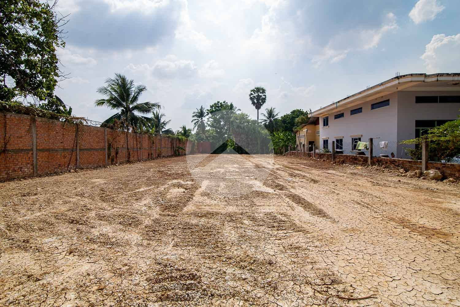 1079 Sqm Residential Land For Sale - Khan Chbar Ampov, Phnom Penh