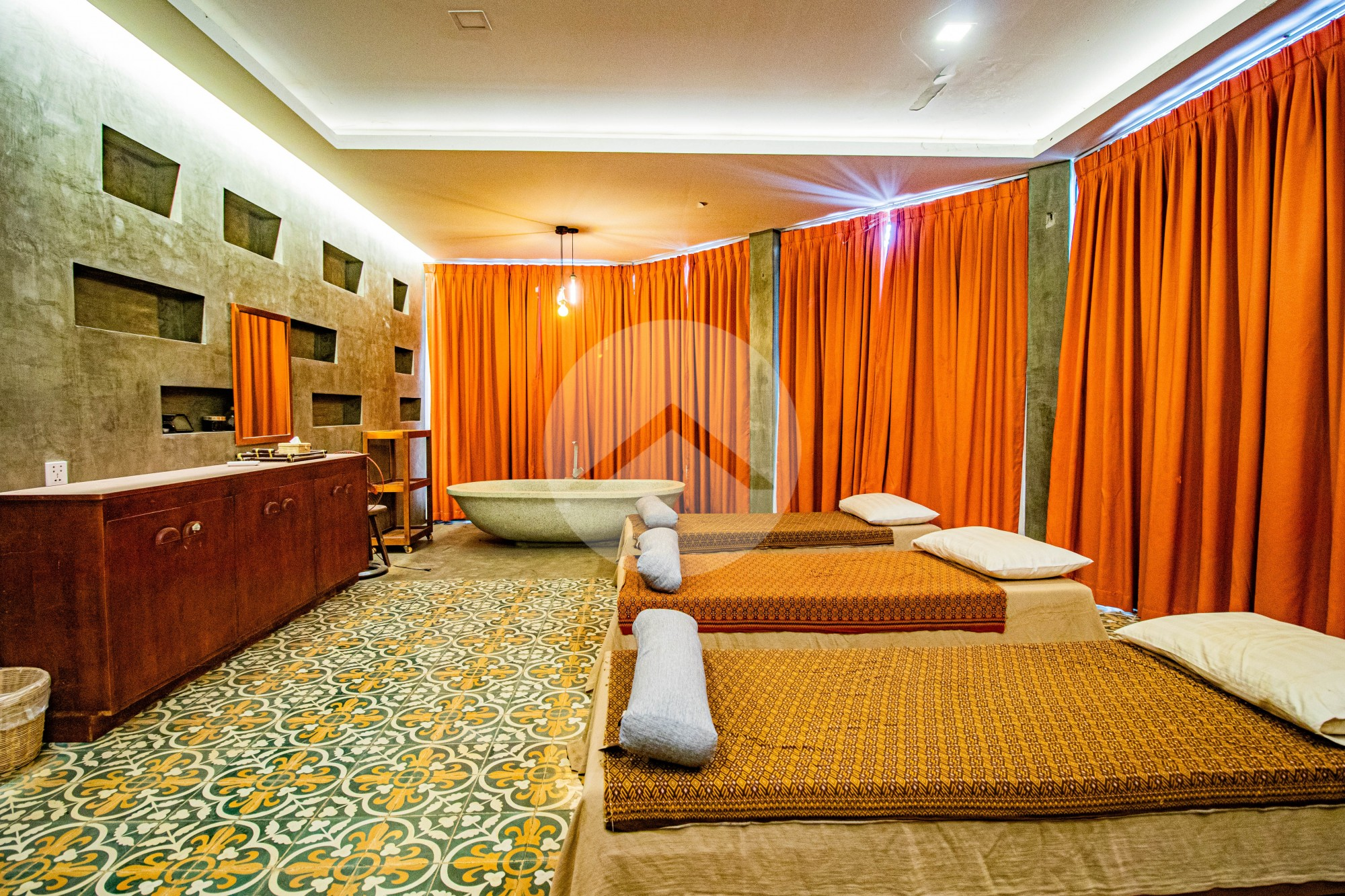 Japanese Style Commercial Space For Rent- Wat Bo, Siem Reap