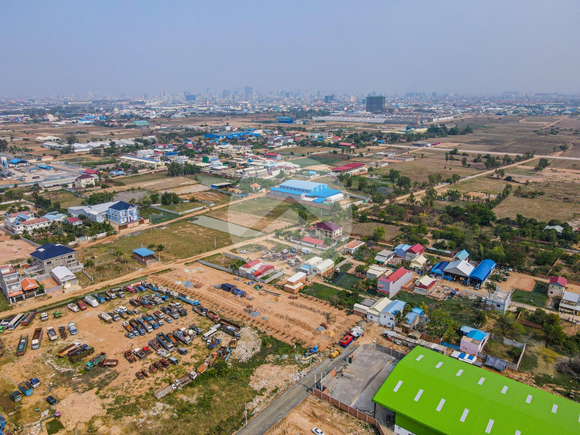 3467 Sqm Land For Rent - Khmounh, Phnom Penh