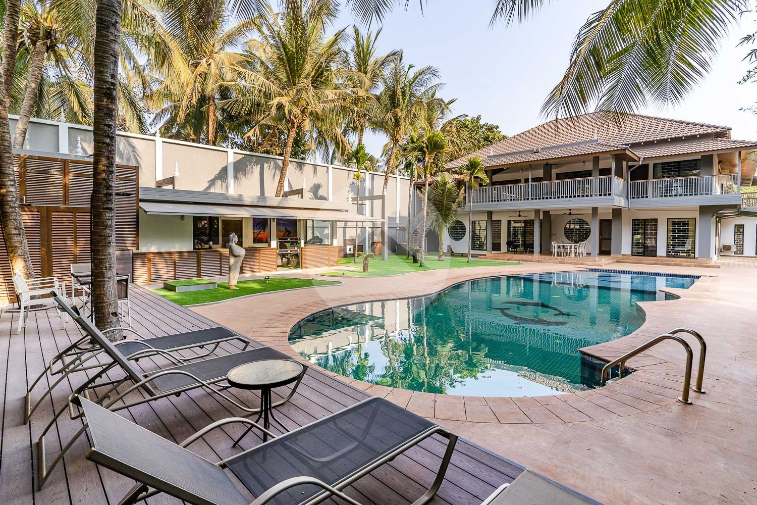 5 Bedroom Luxury Villa  For Sale - Sala Kamreuk, Siem Reap