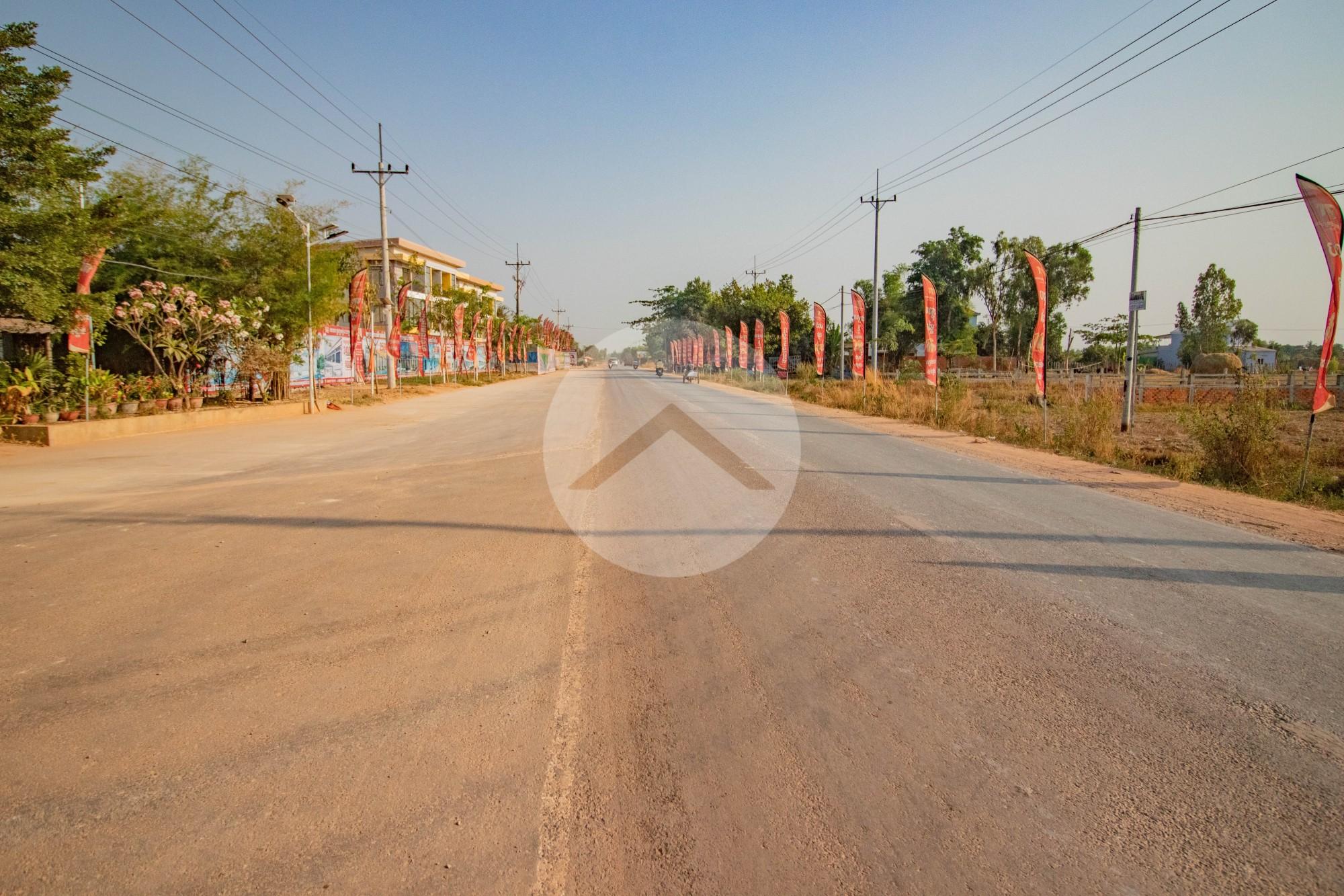 100 Sqm Residential Land For Sale - Svay Thom, Siem Reap