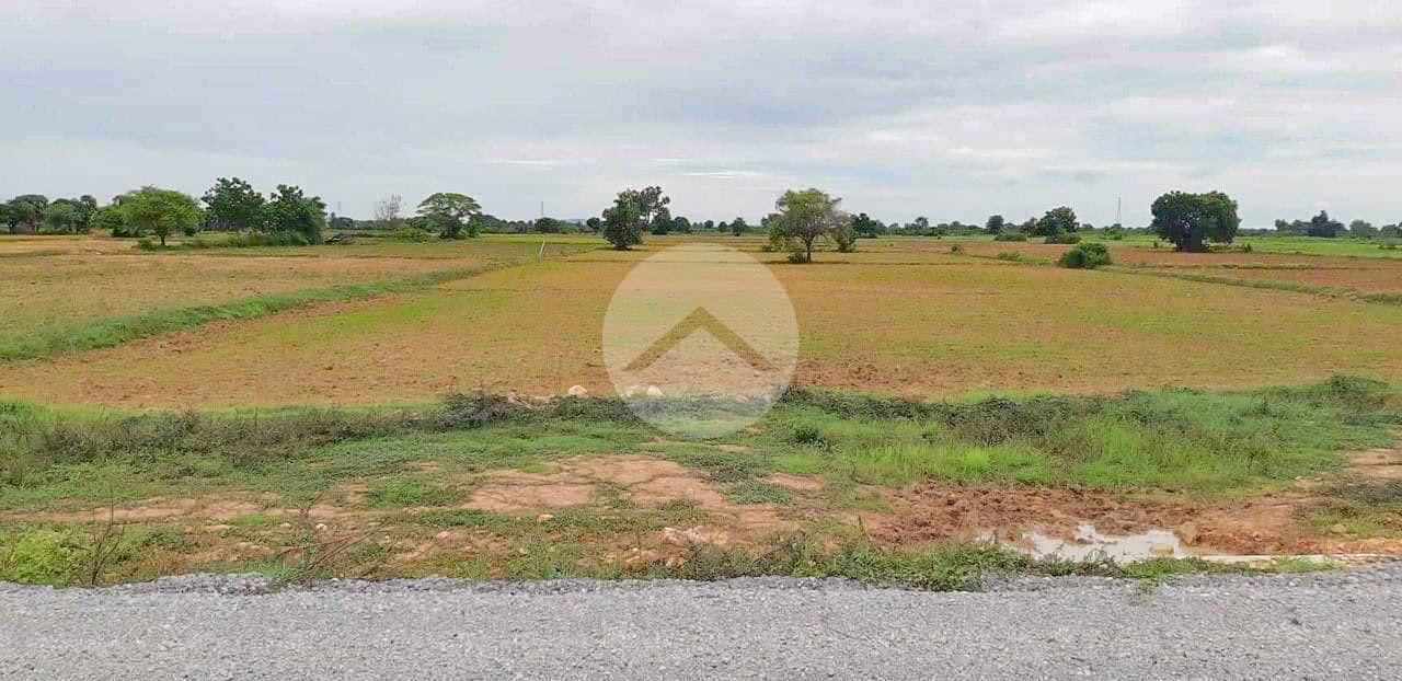 4702 Sqm Land For Sale - Chrey Commune, Battambang