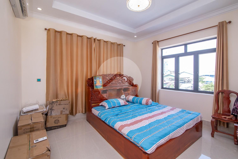 5 Bedroom Villa For Rent - Russey Keo, Phnom Penh