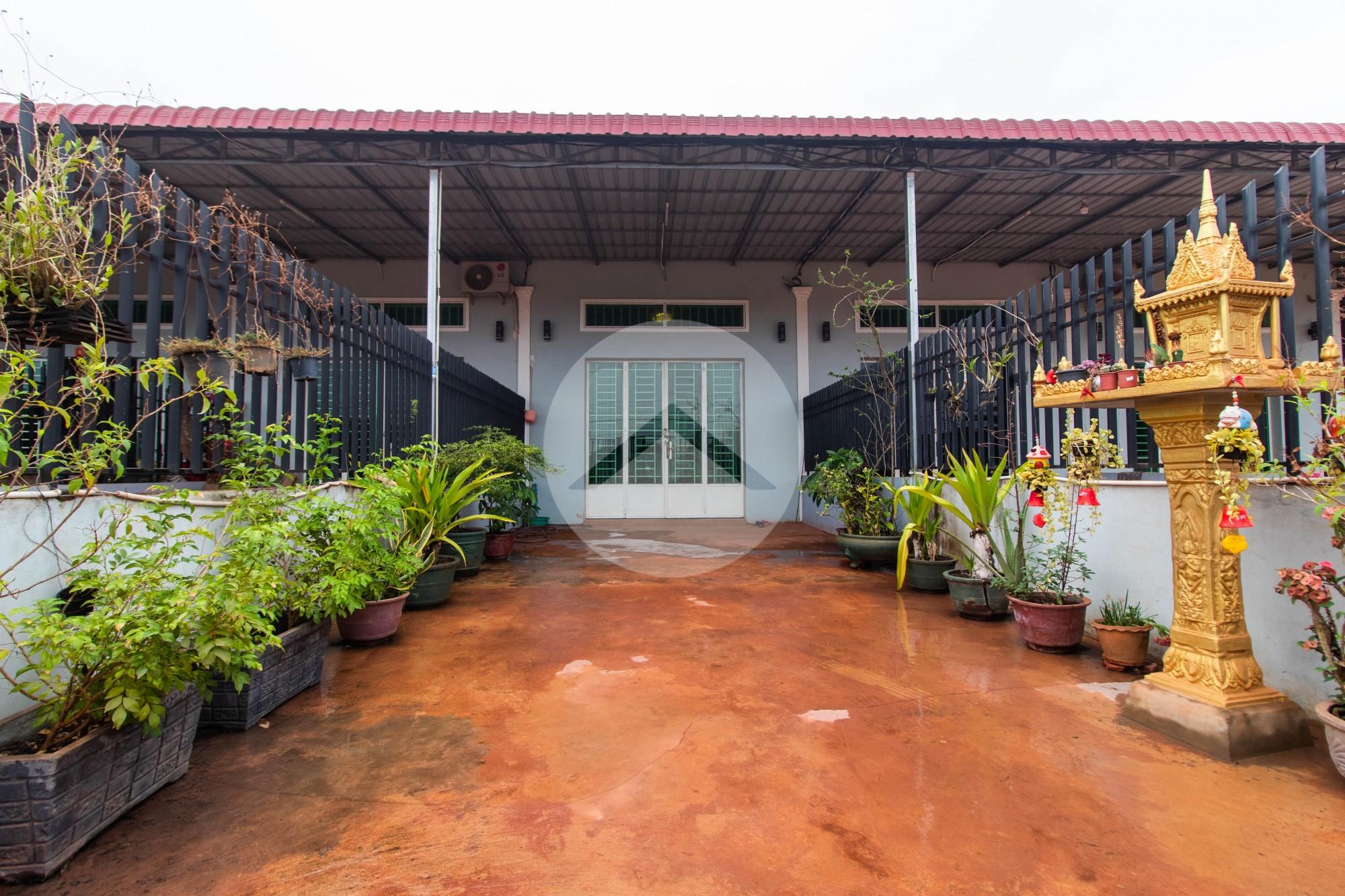 2 Bedroom Flat For Sale - Bakong, Siem Reap