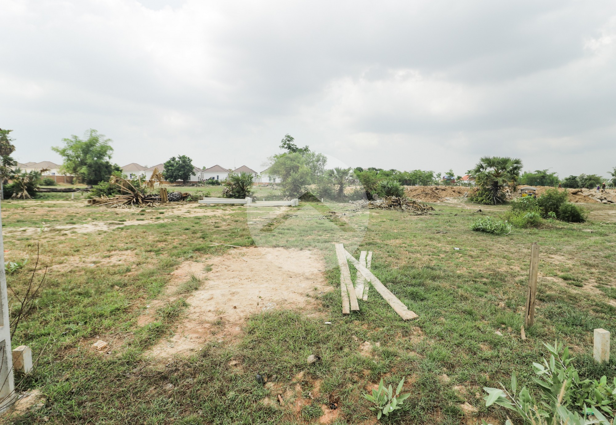 118 Sqm Residential Land For Sale - Bakong District, Siem Reap