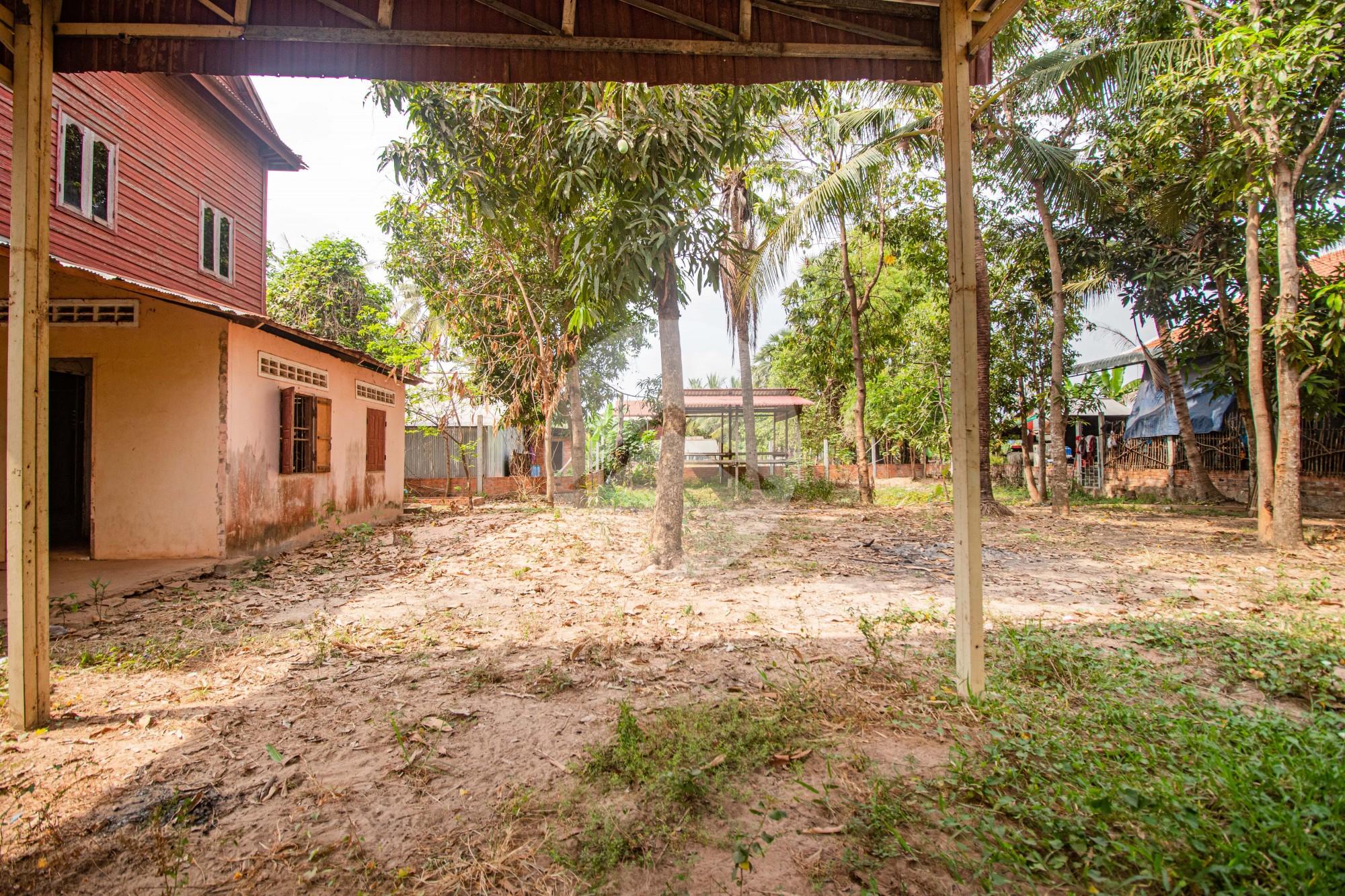 1 Bedroom House For Sale - Kandaek, Siem Reap