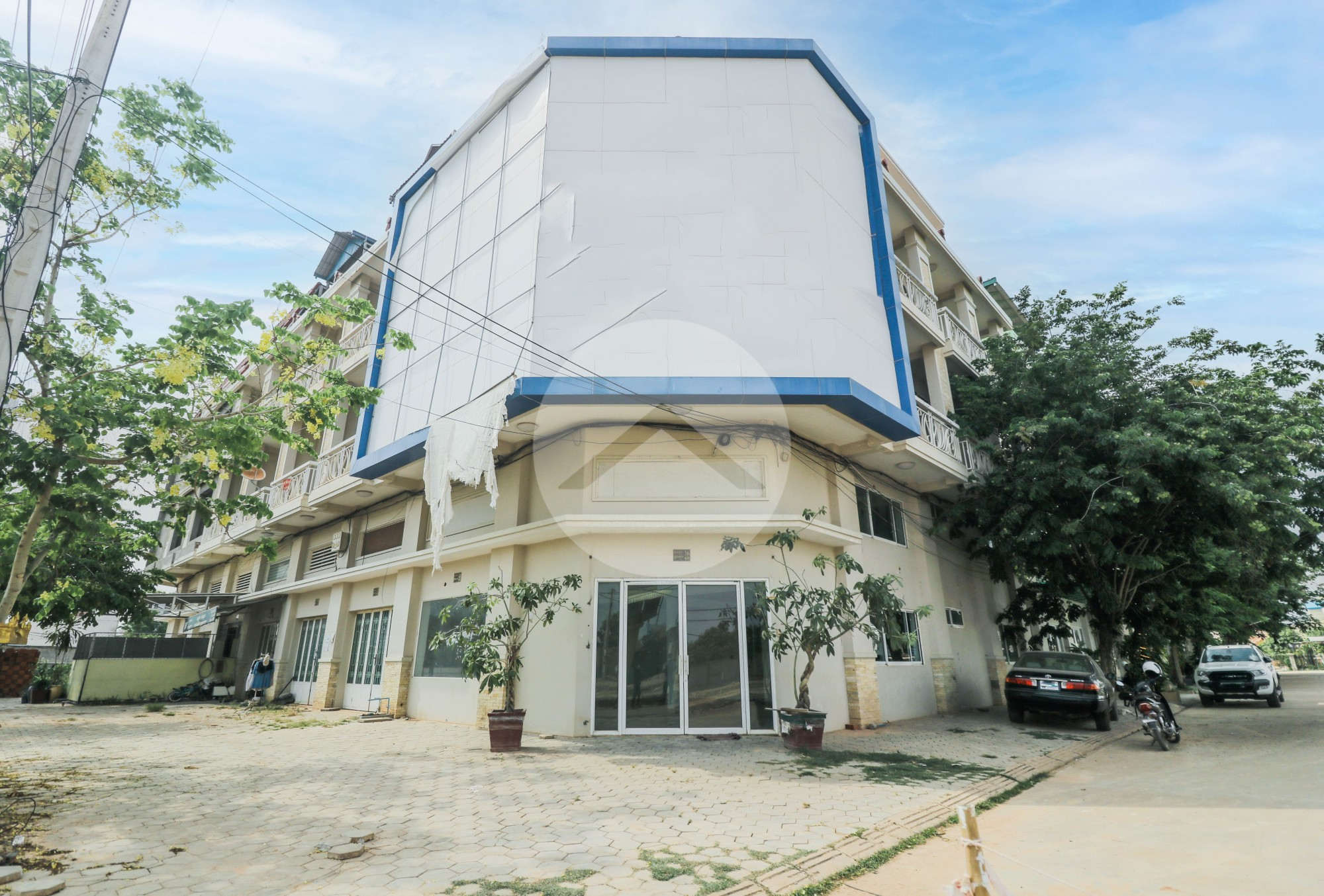 Office Building For Rent - Svay Dangkum, Siem Reap