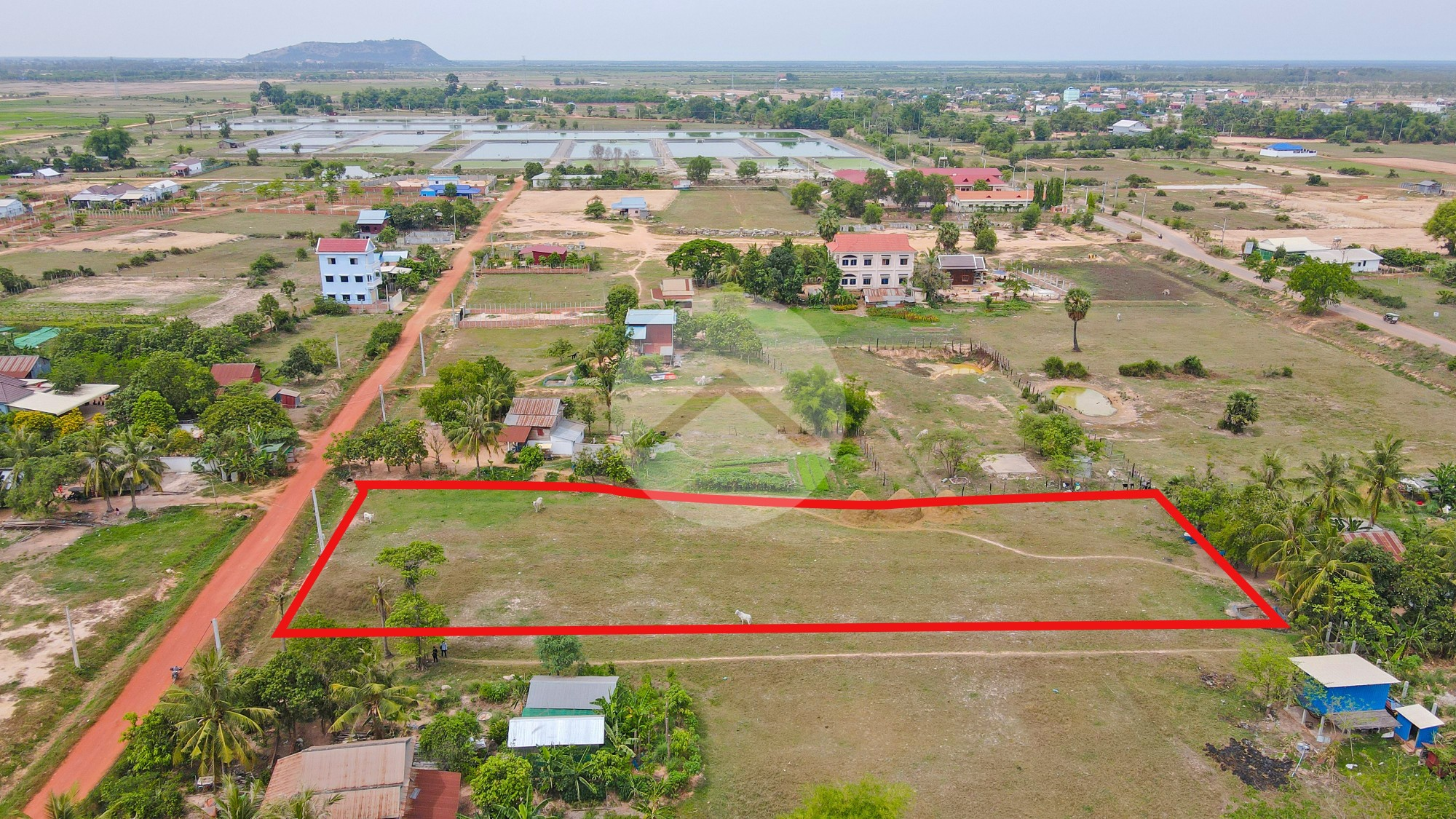 3582 Sqm Residential Land For Sale - Svay Dangkum, Siem Reap