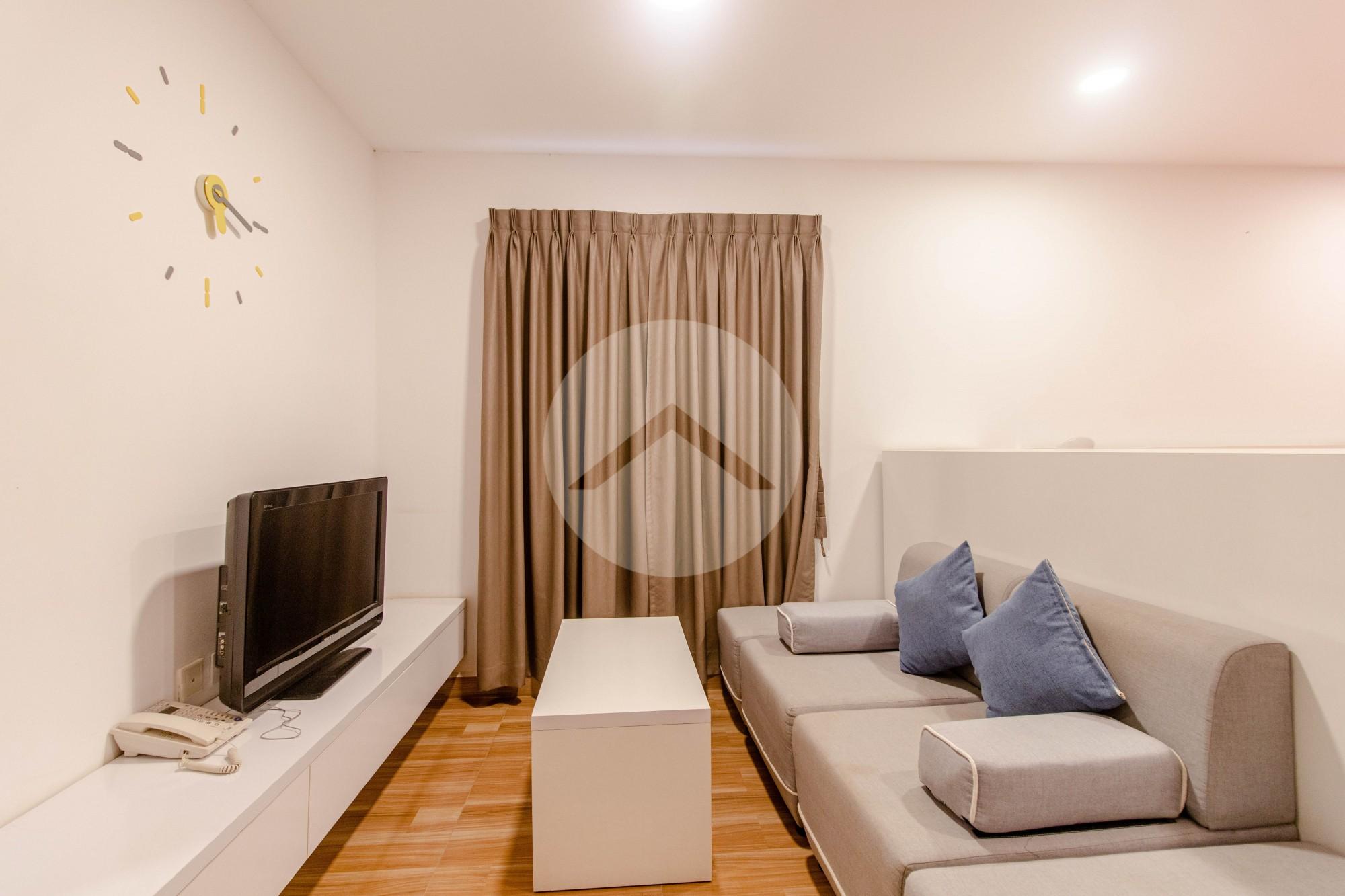 1 Bed Studio Condo For Sale - Svay Dangkum, Siem Reap