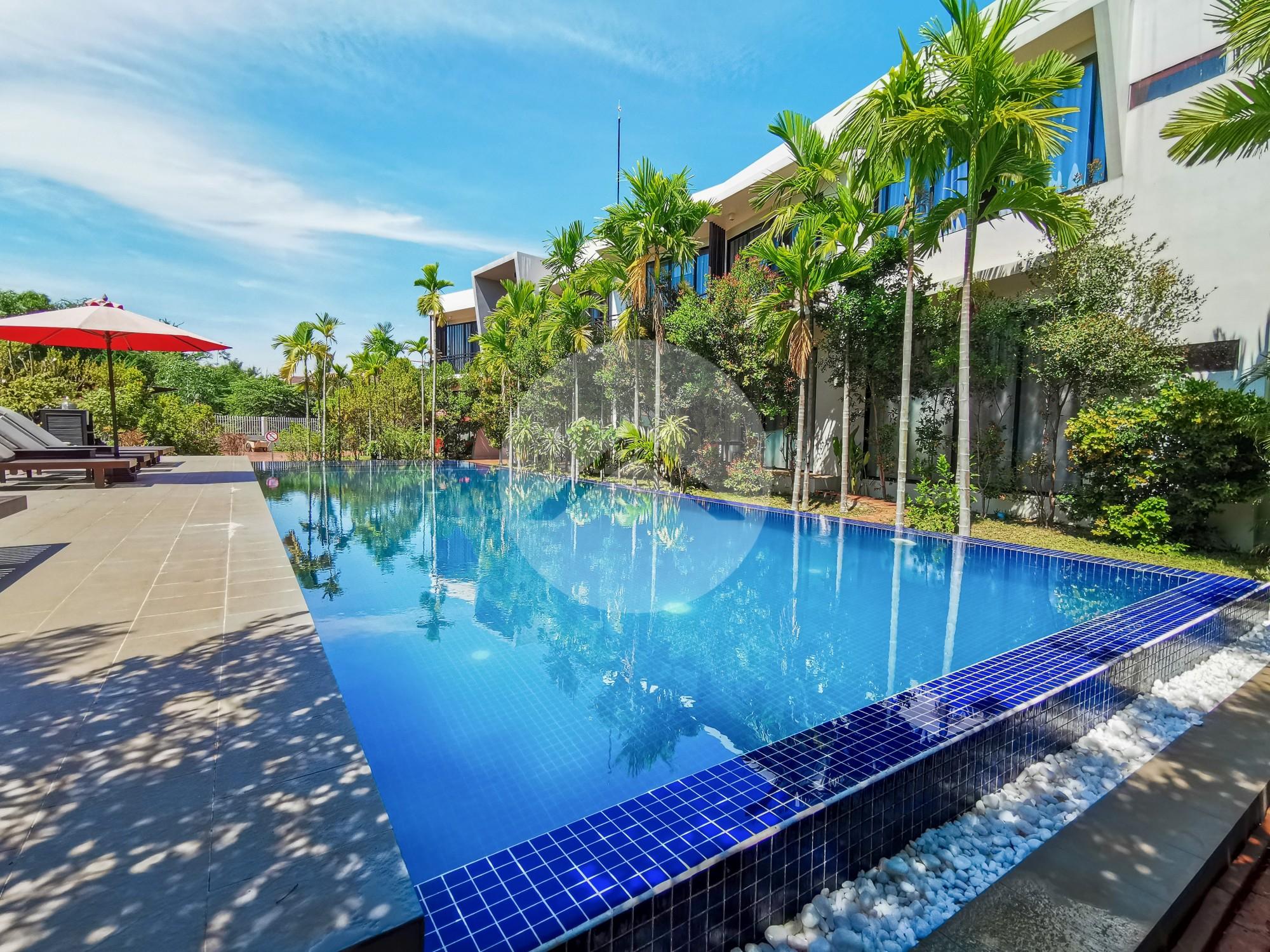 1 Bedroom Apartment For Rent - Apsara Road, Siem Reap