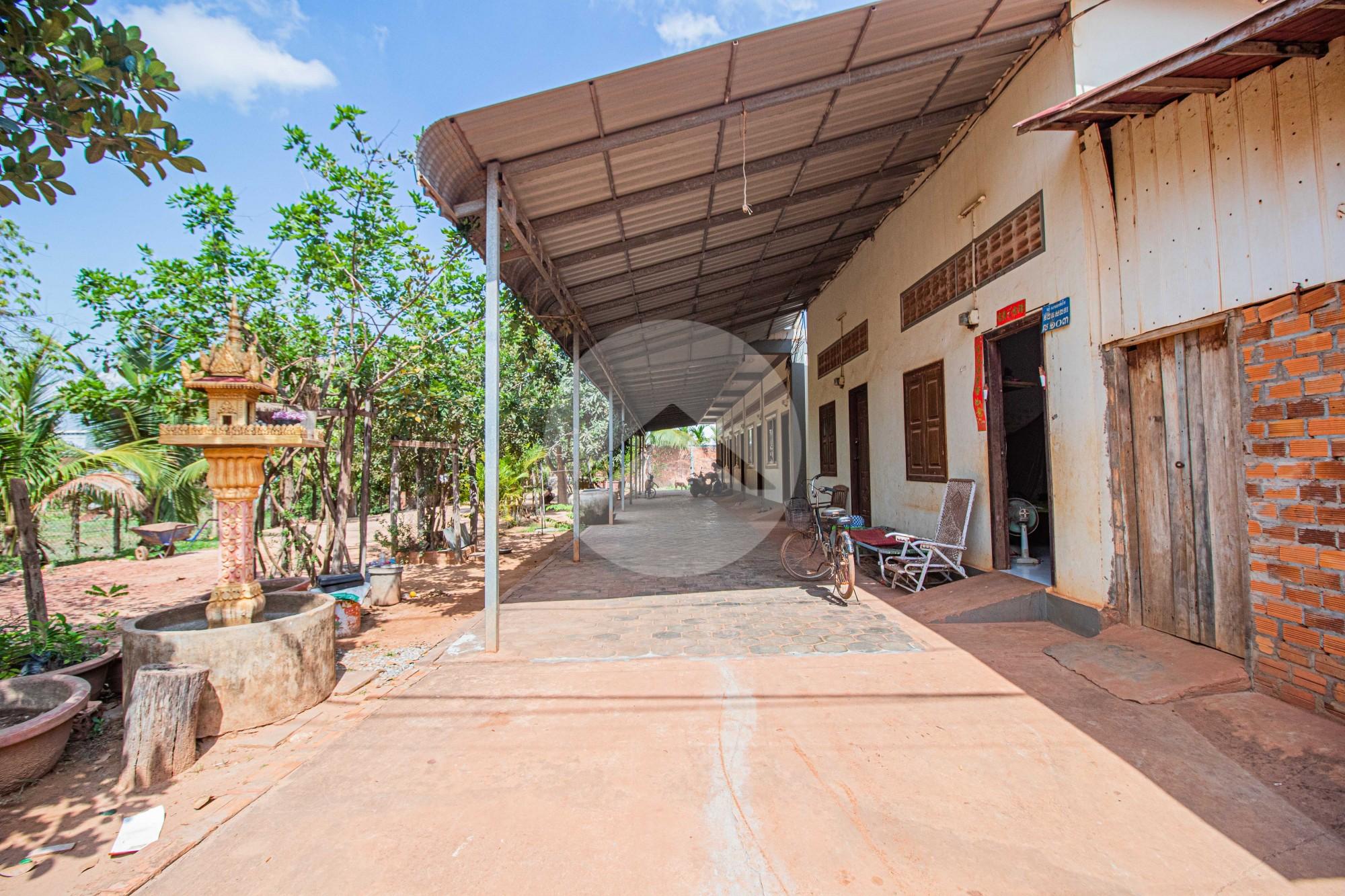 1160 Sqm Residential Land For Sale - Sala Kamreuk, Siem Reap