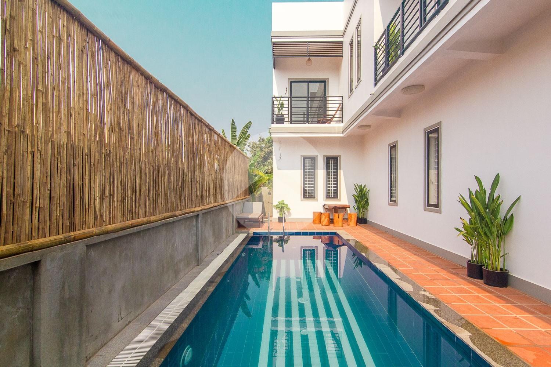 3 Unit Apartment Floor For Rent - Svay Dangkum, Siem Reap
