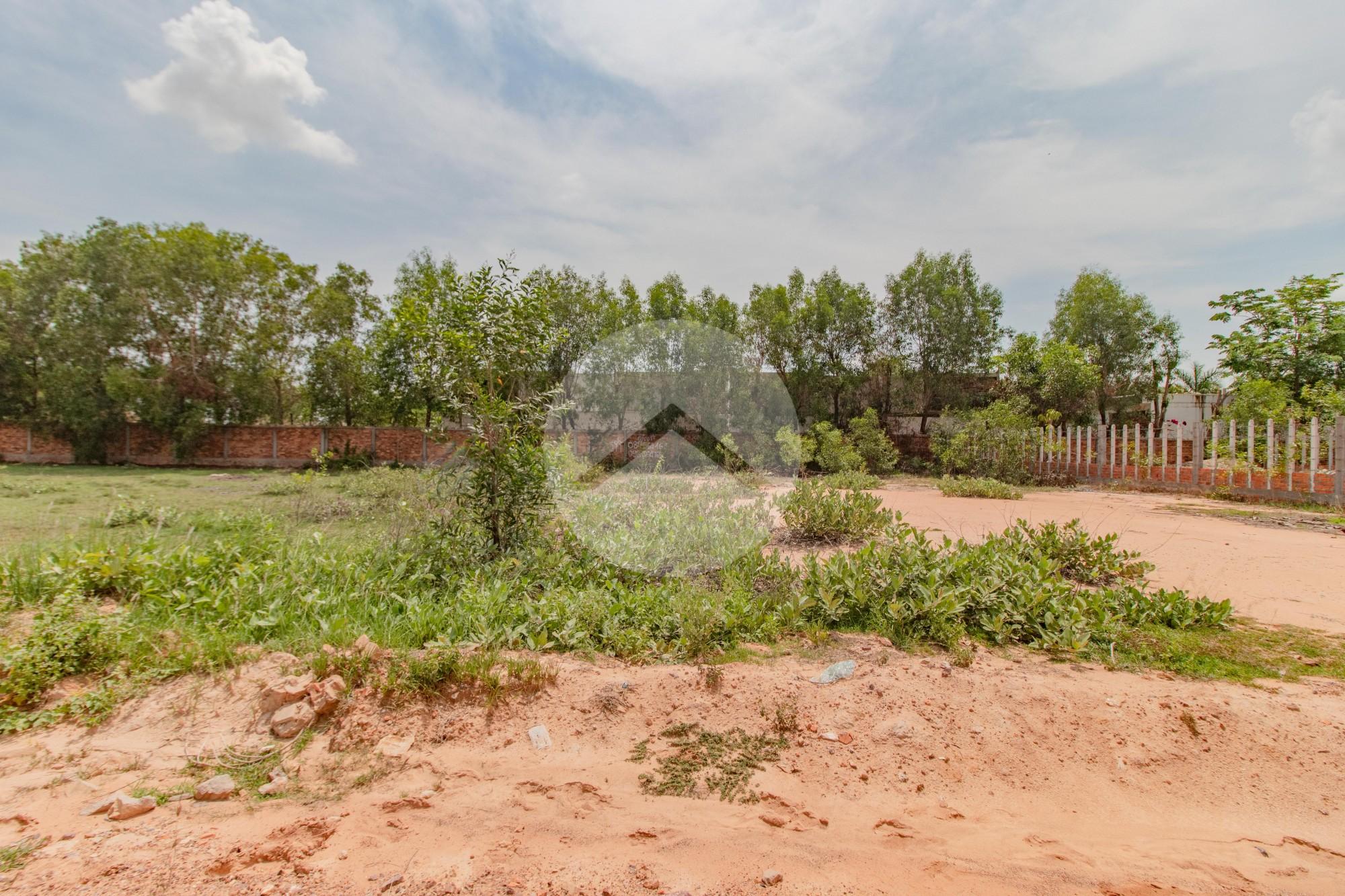 298 Sqm Residential Land For Sale - Svay Dangkum, Siem Reap