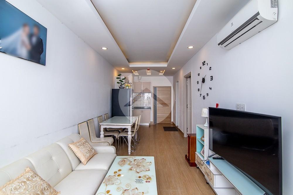 2 Bedroom Condo For Sale - Chamkarmorn, Phnom Penh