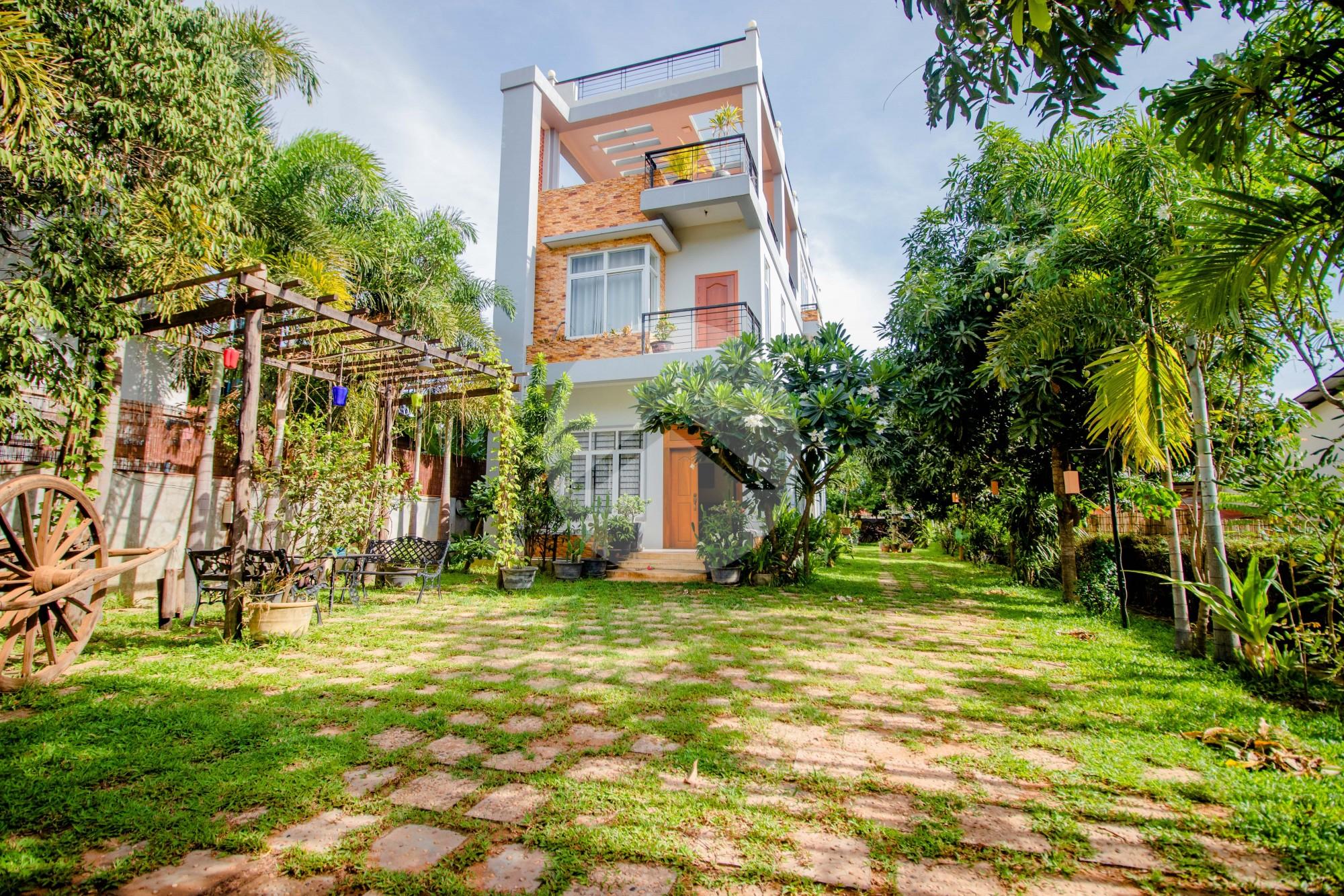 3 Bedroom Villa For Rent - Sala Kamruek, Siem Reap