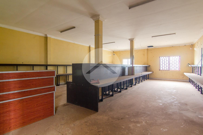 240 Sqm Commercial  Building  For Rent - Slor Kram, Siem Reap
