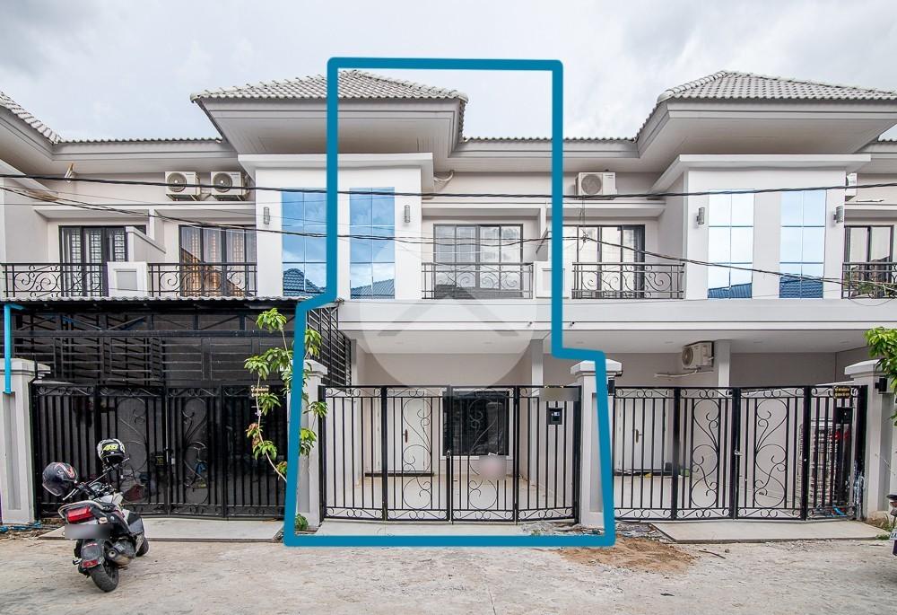2 Bedroom Twin Villa For Rent - Khan Chbar Ampov, Phnom Penh