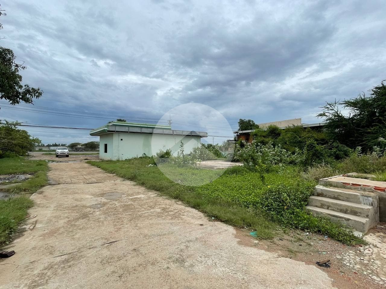 2878 Commercial Land For Rent - Ang Snuol, Kandal