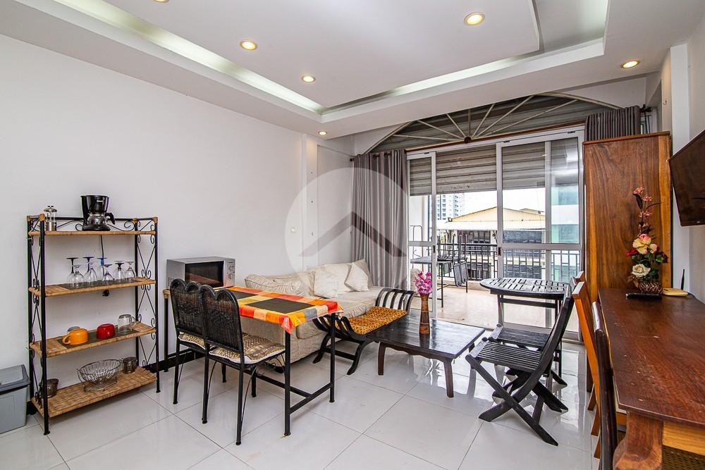 1 Bedroom Apartment For Sale - Daun Penh, Phnom Penh