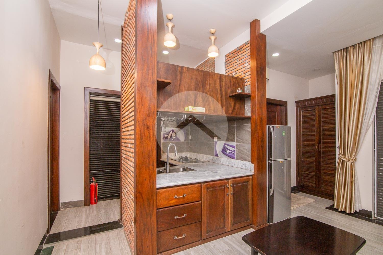 2 Bedroom Apartment For Rent - Toul Tum Poung 1, Phnom Penh