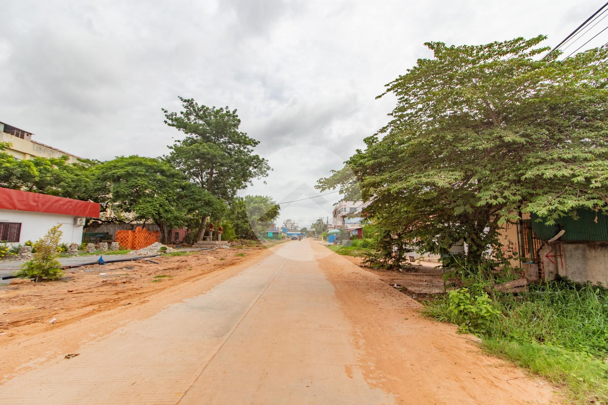 1441 Sqm Commercial Land For Sale - Svay Dangkum, Siem Reap