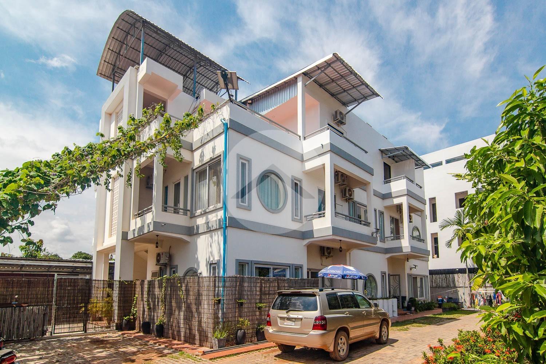 6 Unit Apartment For Rent - Sala Kamreuk, Siem Reap