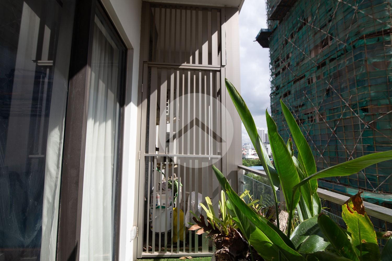 2 Bedroom Condo For Rent - Embassy Central, BKK1,  Phnom Penh