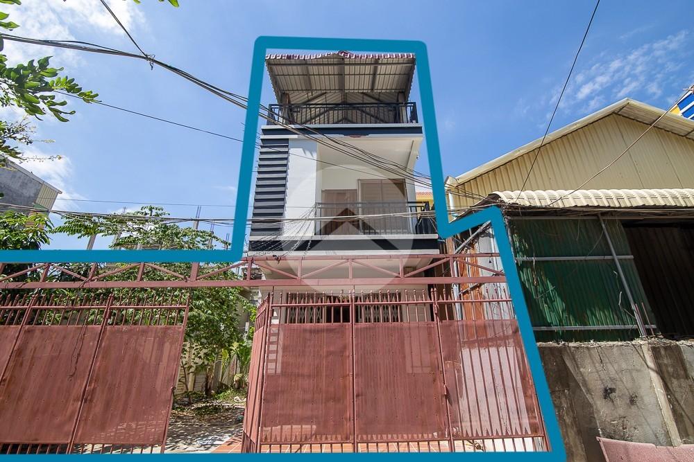 2 Bedroom Flat House For Sale - Sen Sok, Phnom Penh