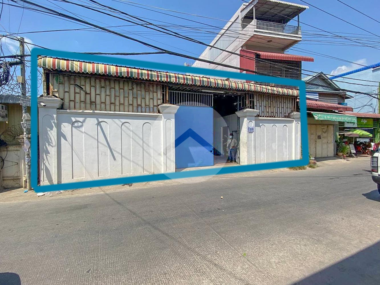 390 Sqm Warehouse For Sale - Khan Meanchey, Phnom Penh
