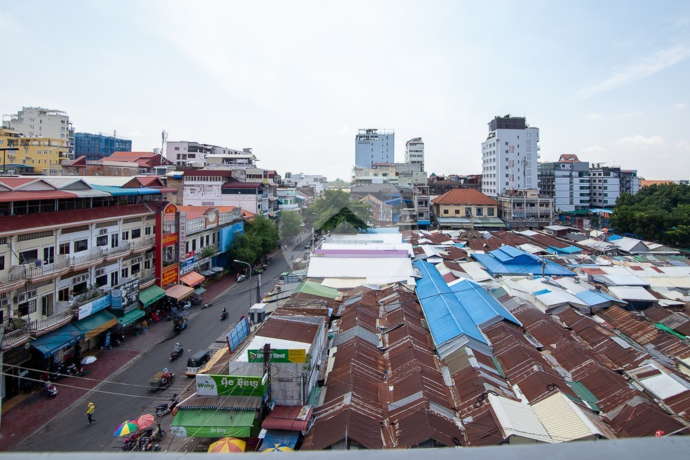1 Bedroom Mezzanine Apartment For Rent - Daun Penh, Phnom Penh