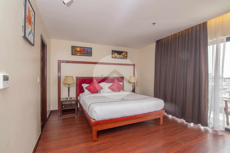 1 Bed Studio Apartment For Rent - Daun Penh, Phnom Penh