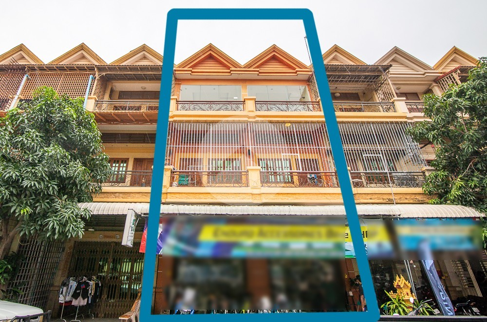 10 Bedroom Linked Twin Villa For Sale - Sen Sok, Phnom Penh