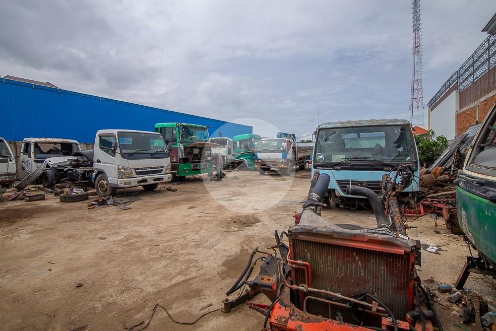 600 Sqm Land For Sale - Russey Keo, Phnom Penh
