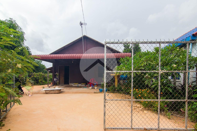 591 Sqm Residential Land For Sale - Svay Dangkum, Siem Reap