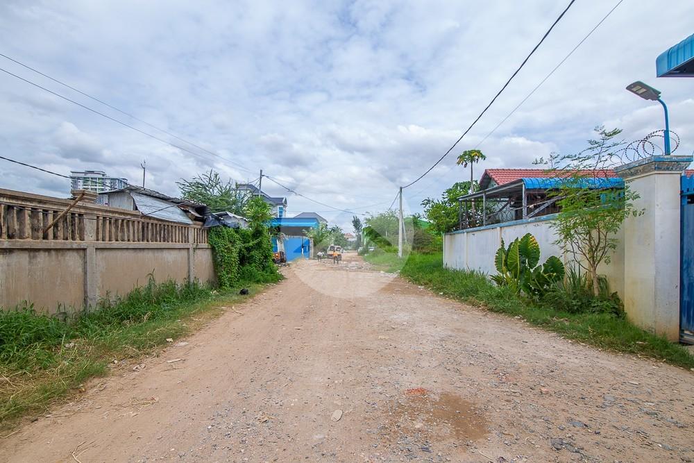 1200 Sqm Land For Sale - Russey Keo, Phnom Penh