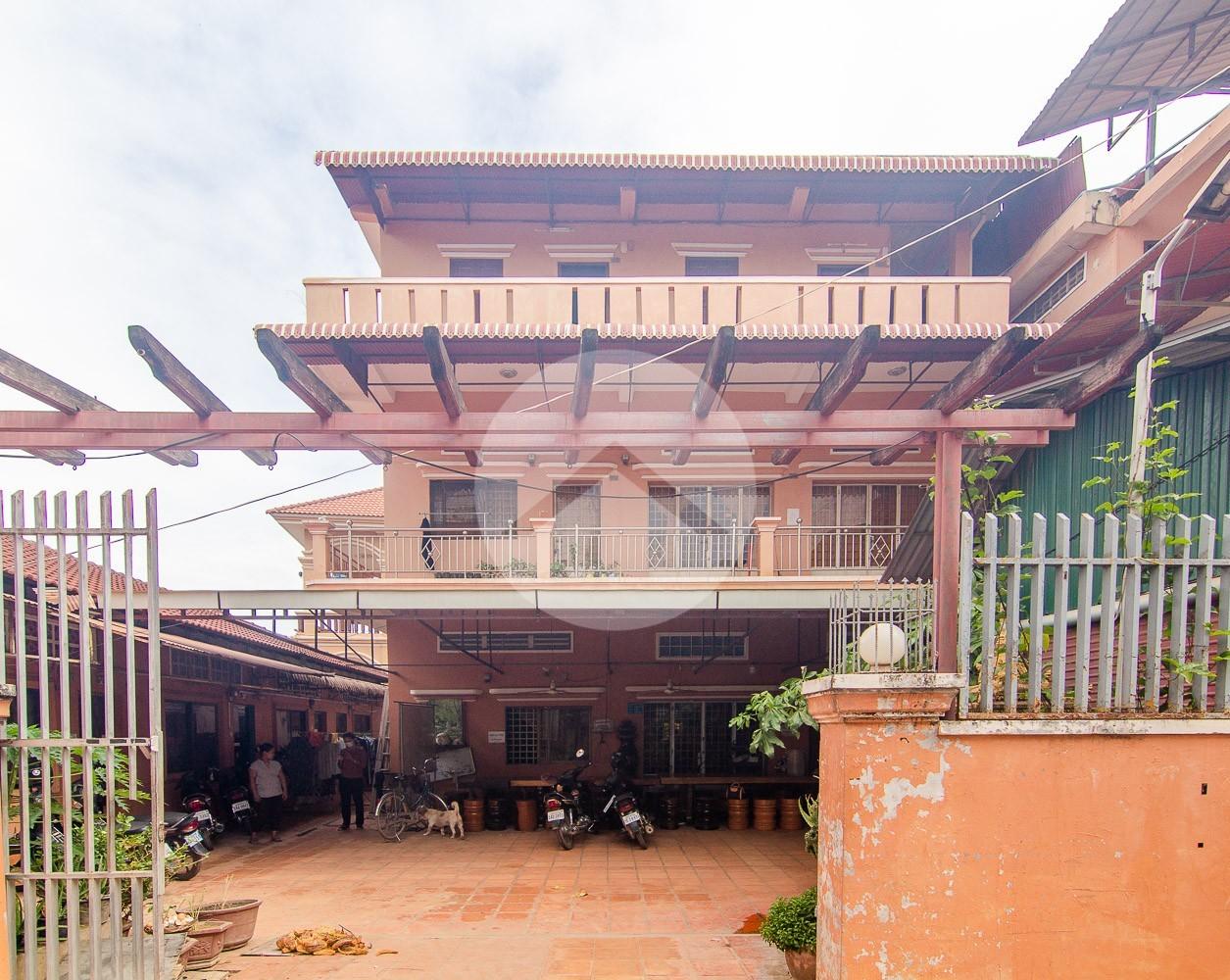25 Bedroom House For Sale - Svay Dangkum, Siem Reap