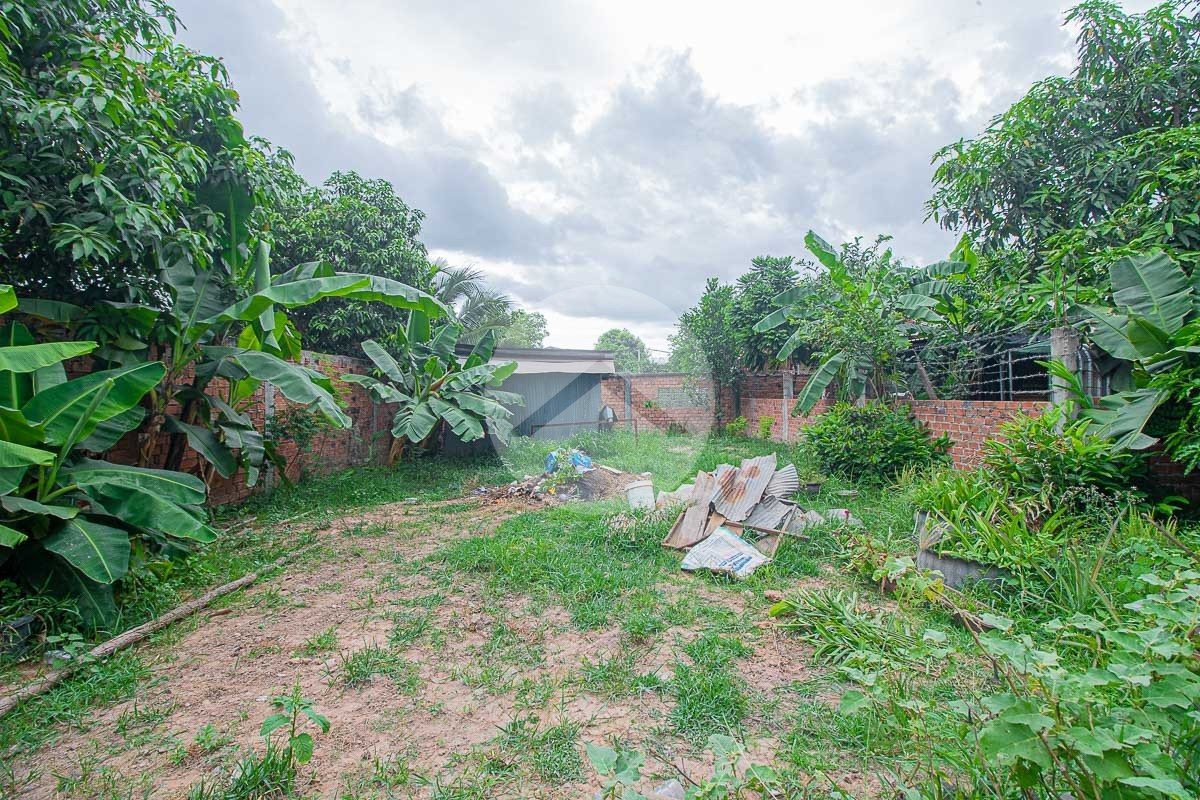234 Sqm Residential Land For Sale - Svay Dangkum, Siem Reap