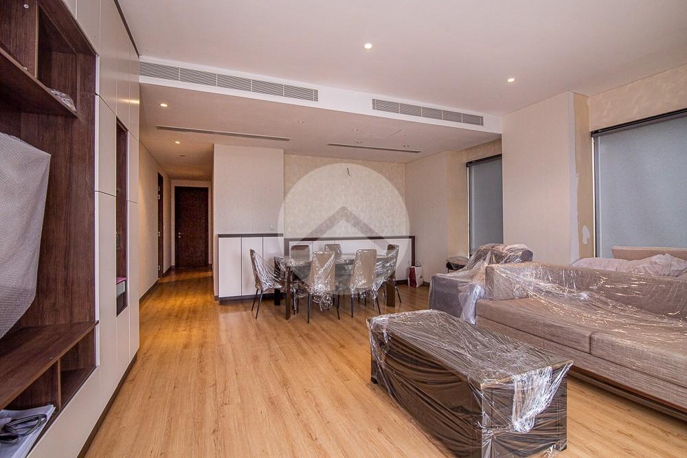 3 Bedroom Condo For Rent - Embassy Central, BKK1, Phnom Penh