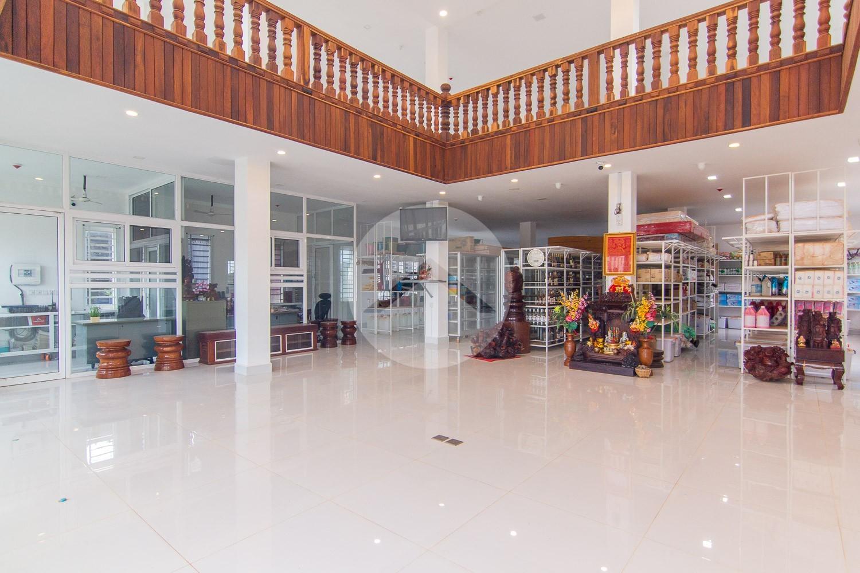 5 Bedroom Commercial House For Sale - Chreav, Siem Reap