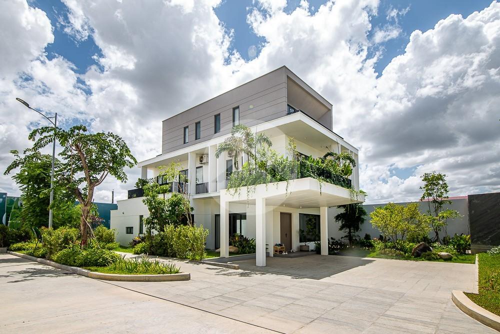 4 Bedroom Villa Udom For Sale - Chankiri Palm Creek, Phnom Penh