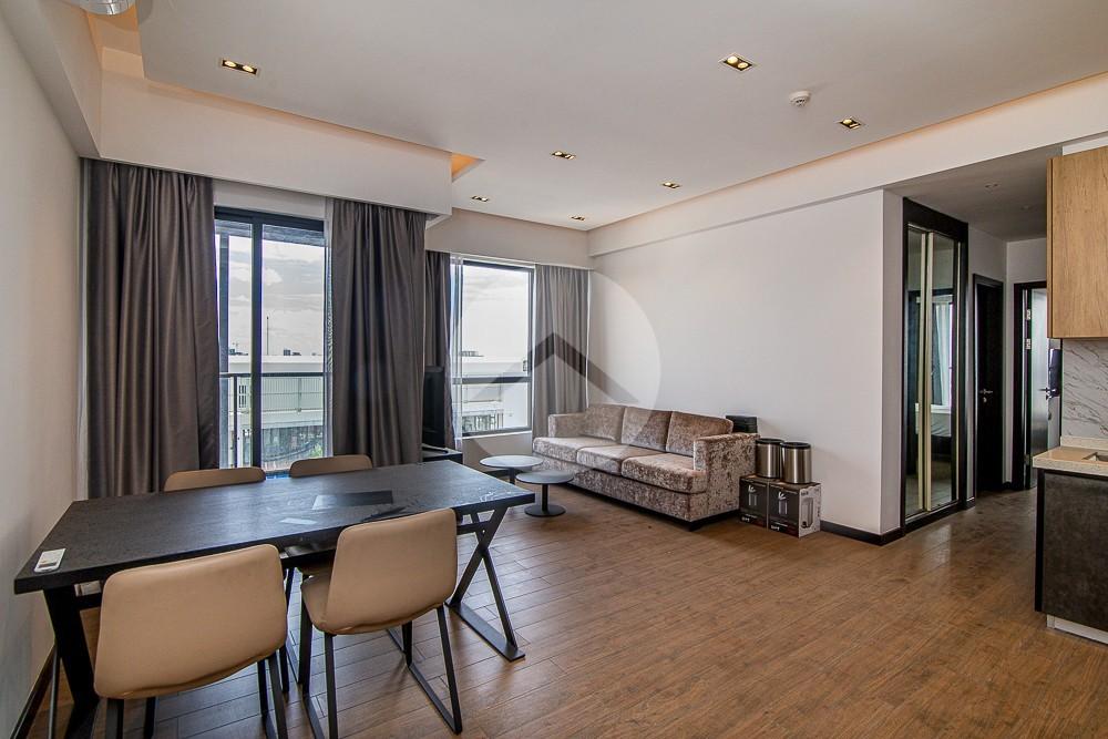 2 Bedroom Condo For Rent - Tonle Bassac, Phnom Penh